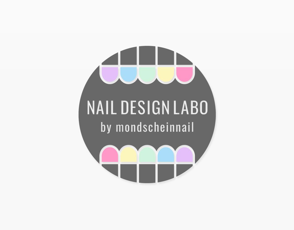 NAIL DESIGN LABO ロゴ